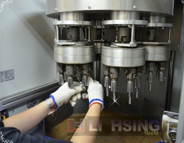 Li Hsing Polish Processing Department