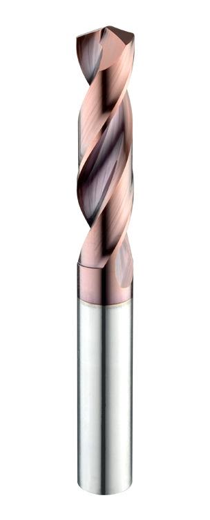 2CK 短刃型 2刃高速鑽頭