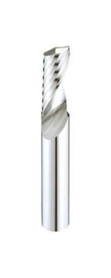 1AE Aluminum Alloy / Acrylic / Plastic 1 Flute End Mills