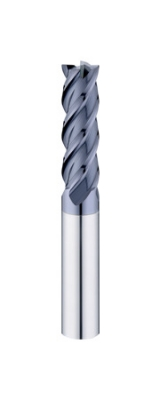 4EMA-B-C Long Flute 4 Flutes Square End Mills